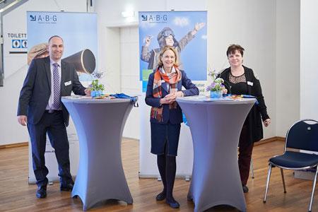 Unternehmer netzwerken beim 8. Wirtschaftstag in Riesa