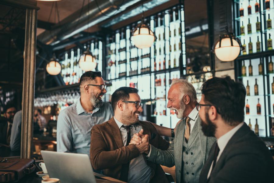 Nachfolger- und Käufersuche bei Unternehmensnachfolgen und  Unternehmensverkäufen